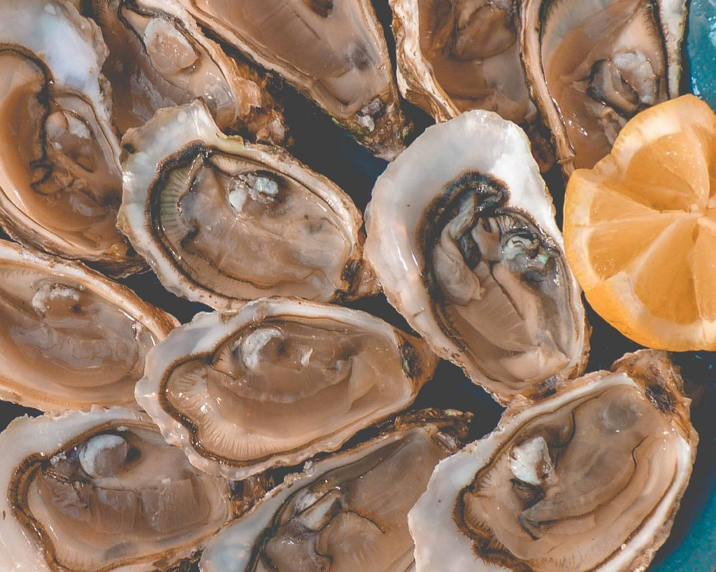 Smorbrod offers fresh oysters every Thursday